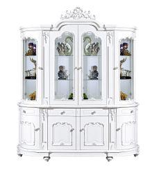 現代ワインの表示のための居間の家具のワインバーのキャビネット