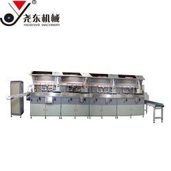 Automatische Silk Bildschirm-Drucken-Maschine/Drucker /Press für Glasflasche/Plastikflasche oder Cup oder Glas