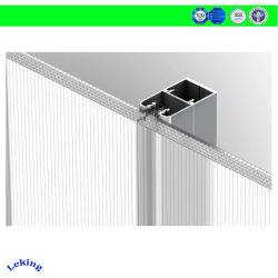 中国の対かマルチ壁のパソコンの空シートおよびゆとりの透過紫外線プラスチックポリカーボネート日曜日または屋根ふきまたは温室または天窓カバーまたはカーテン・ウォールのための浮彫りにされたシートの層
