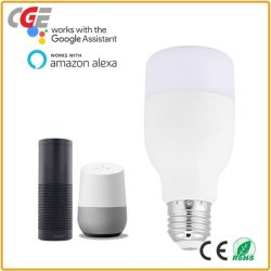Intelligente 7W E26/E27 RGB WiFi LED Glühlampe