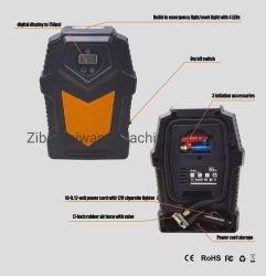 Outil de pneus Auto Auto appareil numérique de pression des pneus d'air de type gonfleur Compresseur d'air pour pneu de voiture