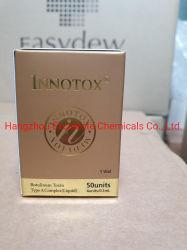 Prix compétitif Innotox Original 50unités/Case Anti-Wrinkle Botulinum Type d'une alimentation antivieillissement Factory Direct