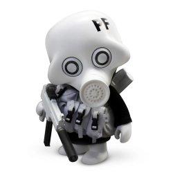 Настраиваемые японский Sofubi виниловой игрушкой, OEM-Cat искусства игрушки, дизайнер Мягкая игрушка винил для художника