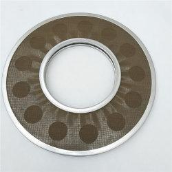 SUS304 316 304L 316L Edelstahl-Maschendraht-Schmierölfilter-Platte