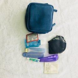 Kit Di Set Di Sacchetti Per Cosmetici Da Viaggio Personalizzati Monouso Per Hotel
