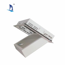 200*200 мм огнеупорные стали потолочные панели доступа квадратный фиксатор для технического обслуживания