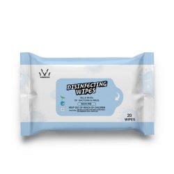 소독용 Wipes Bzk Wipes Factory Direct Sales 살균 소독용 소독용 소독용 와이프