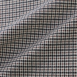 Yigaoの織物ポリエステルレーヨンスパンデックス千の鳥の格子ジャカードによって編まれるファブリック