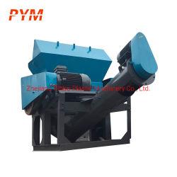 Président de recyclage du plastique bouteille Pet du tuyau de film PE PP PVC concasseur ABS la machine