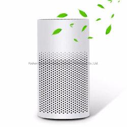 Luft-Reinigungsapparat für Haus mit zutreffendem HEPA Filter, Geruch-Allergie-Netzanschluß für Raucher, Rauch, Staub, Form, Haustiere, Luftfilter mit wahlweise freigestelltem Nachtlicht