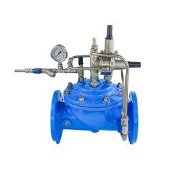 Impulso idraulico che anticipa valvola con buona qualità