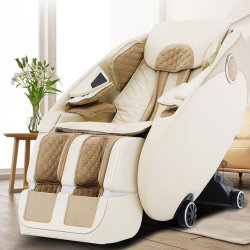 다기능 호화스러운 두 배 SL 3D 무중력 안마 의자