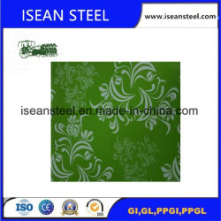 Conception personnalisée/acier recouvert de fleurs Feuilles/plaque pour l'utilisation de paroi