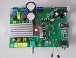 Bluetooth de alta potência 4.0 amplificador HiFi 2*80W Aptx Suporte