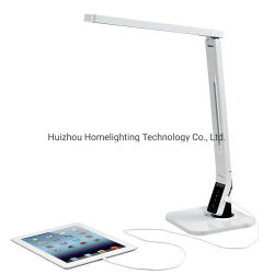 Jld-0314 Roraty 270 Augen-Sorgfalt-Anzeigen-Tisch-Lampe des Grad-LED mit USB-Kanal