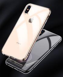 Мода прозрачных гладкий мягкий TPU мобильные аксессуары для телефонов чехол для iPhone