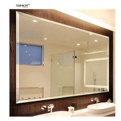 Support en vinyle de sécurité film protecteur miroir miroir mural