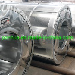 冷間圧延された熱い浸された電流を通された鋼鉄コイルシート/SPCC