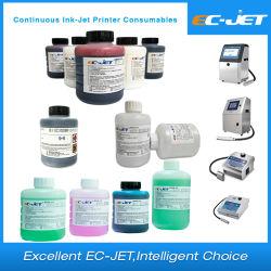 حبر توافق عالي الجودة لبيع منتجات EC-Jet لـ Canton و عبوة بلاستيكية وطباعة العبوة