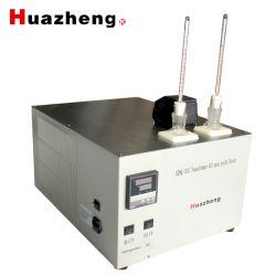 ASTM D97 derrame de petróleo, nuvem e Ponto de Entupimento do Filtro Frio Tester