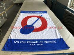 OEMによってカスタマイズされるプリント綿のPareo Foutaの夏のビーチタオルの工場
