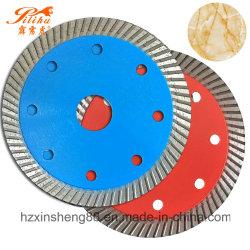 Diamant Outils de gravure de disque de coupe CNC en marbre de lame de scie circulaire
