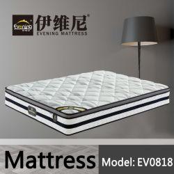 Prix bon marché Pocket printemps Chambre à coucher Meubles Matelas de lit (EV0818)