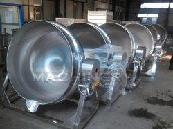 傾くステンレス鋼調理する食糧(ACE-JCG-X1)のための鍋を