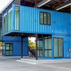 Casa Viva móvil Contenedor para la venta/Portable Edificio/paquete plano terminado Casa contenedor