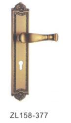 تصميم كلاسيكيّة كبير حجم زنك سبيكة ذراع عتلة باب مقبض