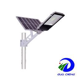 太陽格子システムのための速い配達そして熱い販売法100W LEDの太陽街灯