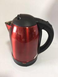 Nuovo telaio rosso 1.8L che riscalda la caldaia elettrica dell'acciaio inossidabile