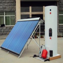 De spleet drukte de ZonneVerwarmer van het Water voor het Gebruik van het Huis