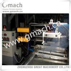 Filtro de derretimento de polímero (GM-DP-série L) para a linha de produção de reciclagem de plástico