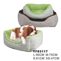 La Chine Fabricant Nouveauté Cheap antidérapantes de chien de compagnie lits (YF83117)
