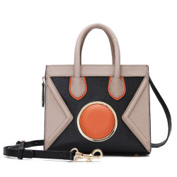 Senhora bolsas de couro Novo Perfil Portátil Asas Saco Câmara Sorriso face a tendência de cores