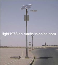 60W Solar Street Lite, Hot Sold, Lighting Effect Equal a 250W High Pressure Sodium Lamp