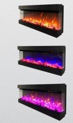 مدفأة مدفأة تعمل بحرق الخشب قابلة للتخصيص مع لون واحد أو ألوان مزيج