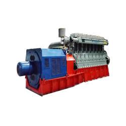 400kW 500rpm Kohlegas-Landfill-Gas-Syngas-Erdgasgenerator Sätze