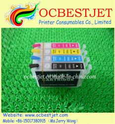 Совместимость картриджа с чернилами многоразового использования для Epson стилус T26, T27 Tx117 Tx119 Tx106 Tx109 CX4300 C91 принтера с помощью Arc (T0921 и T0924)