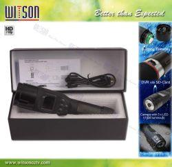 Witson Polizei Taschenlampe HD DVR Recorder (W3-FD3009)
