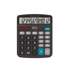 المدرسة Office Financial Desktop أسلوب قديم حاسبة بسيطة 12 رقم حاسبة شمسية