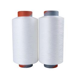 Filato 150d/144f SIM del poliestere riciclato animale domestico DTY di prezzi di fabbrica per il lavoro a maglia del tessuto