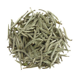 Weiße Spitze-Silber-Nadel (Fujian-Provinzursprung)