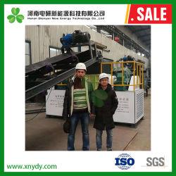 Fábrica de reciclagem de pneus de resíduos de Reciclagem de Pneus de sucata de Plano de Negócios Sistema de Reciclagem de Pneus