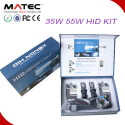 Ballast Mini Kit de Conversion AC/DC H1 H3 H7 H13 9005 9005 55W Kit HID
