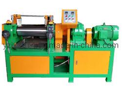 Rollenmischendes Tausendstel-Maschine der Laborplastikgummichemikalien-zwei