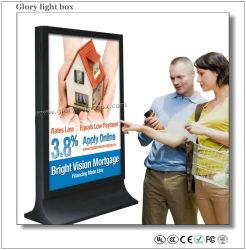ملصقات متعددة الوظائف في سوق العشاء تمرير مربع ضوء العرض الترويجي (SR015)