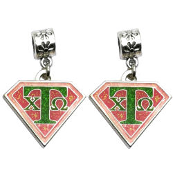 Argent 925 Bijoux nouvelle arrivée mariage bijoux de mode couleur de rhodium pendentif Charm (charme-02)