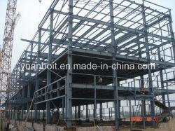 Construcción de estructura de 4 capas (8352M2)